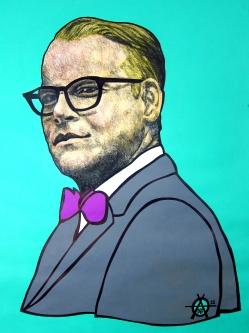 "Philip Seymour Hoffman ""Capote"" 2015"
