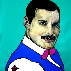 """Freddie Mercury"" 2015"