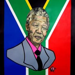 "Nelson Mandela ""Madiba"" 2015"