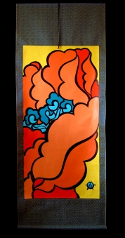 """Orange Waves"" 2015"