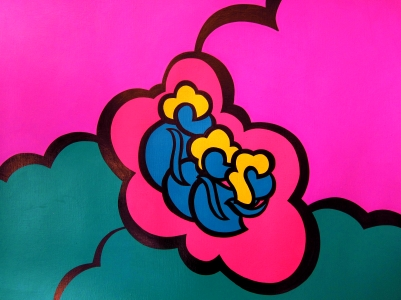 """Pink Cloud"" 2016"