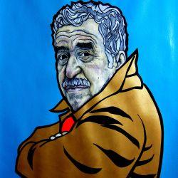 """""""Gabriel Garcia Marquez"""" 2016"""